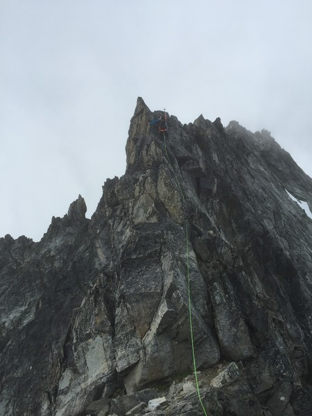 Forbidden Peak North Ridge