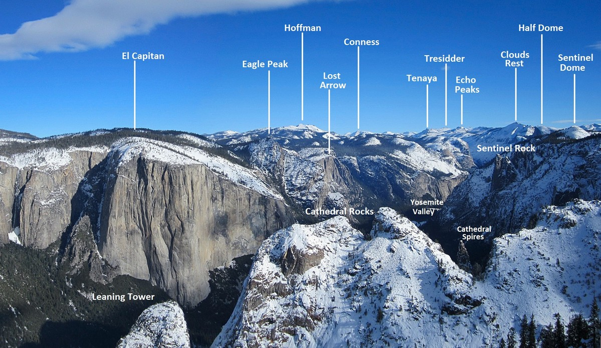 yosemite map google with Dewey Point Snowshoe on File marmotaflaviventris 3268 further Hiking Clouds Rest together with 361836151283008865 besides 13952671 together with Downtown Merced.