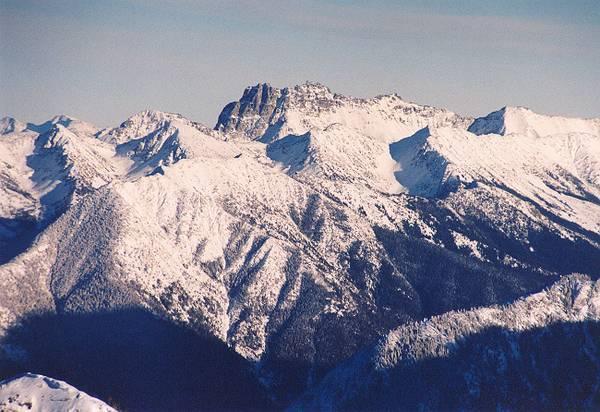 Mt. Ballard from Ruby Mountain