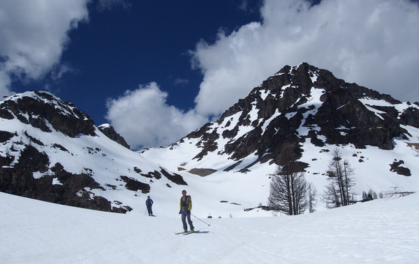 Black Peak ski