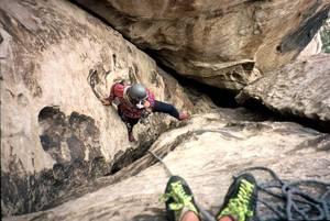Famous Moderate Climb