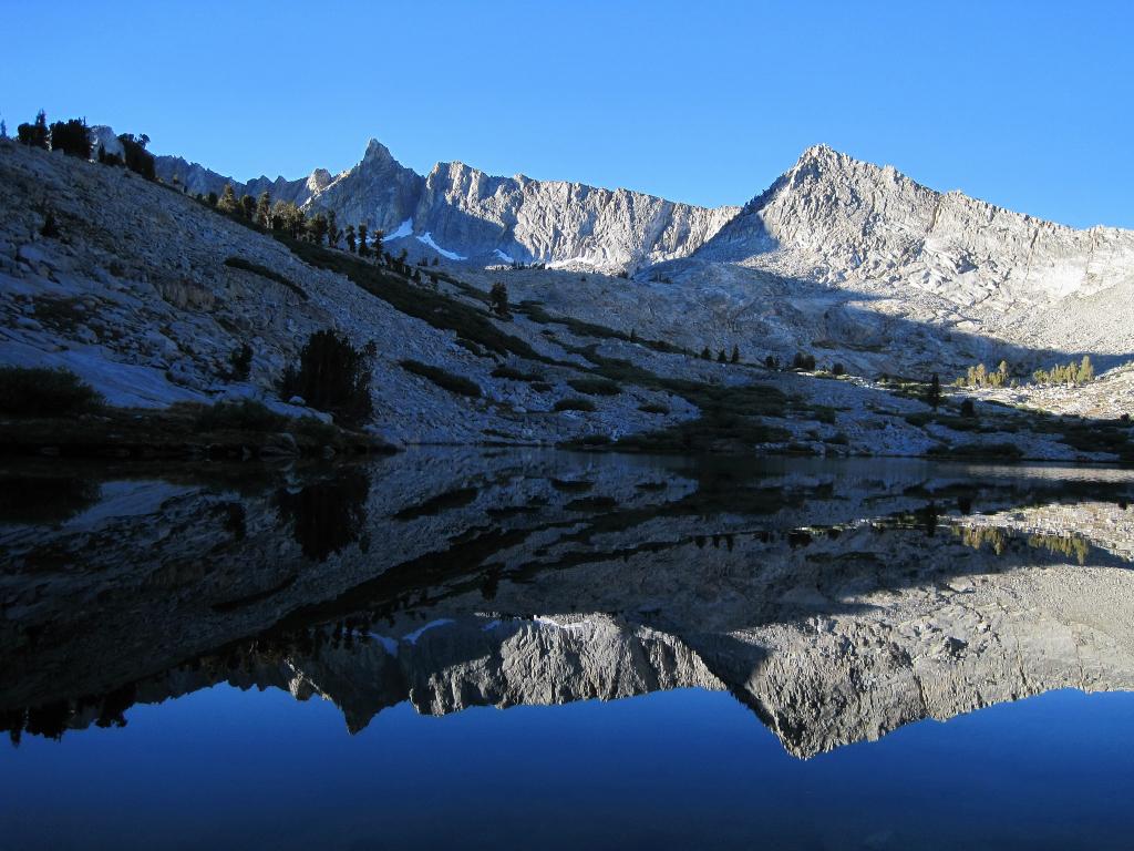 High Sierra Backpacking: Mt. Brewer Loop | Adventure Stories