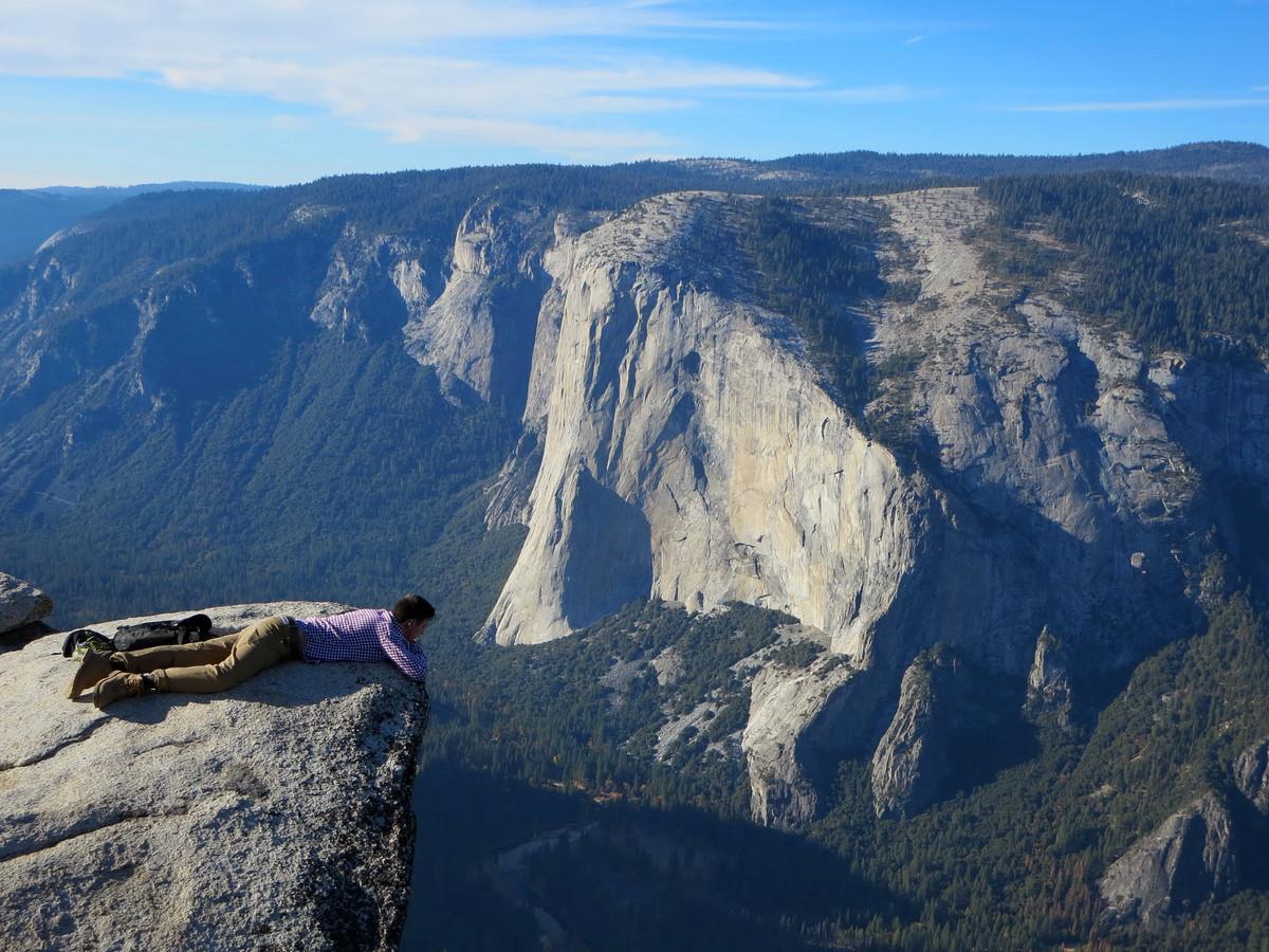 Clouds Rest Amp Yosemite S Complete South Rim Leor