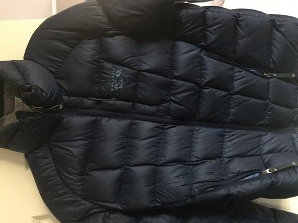 Women's Mountain Hardwear 800 Fill puffy - Small