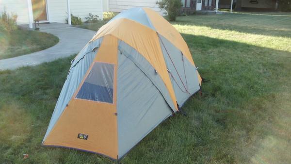 Trango 3.1 Tent - Vestibule