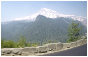 On route to Rainier