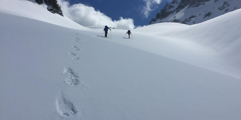 event] A Historic Adventure: Skiing a High Route from
