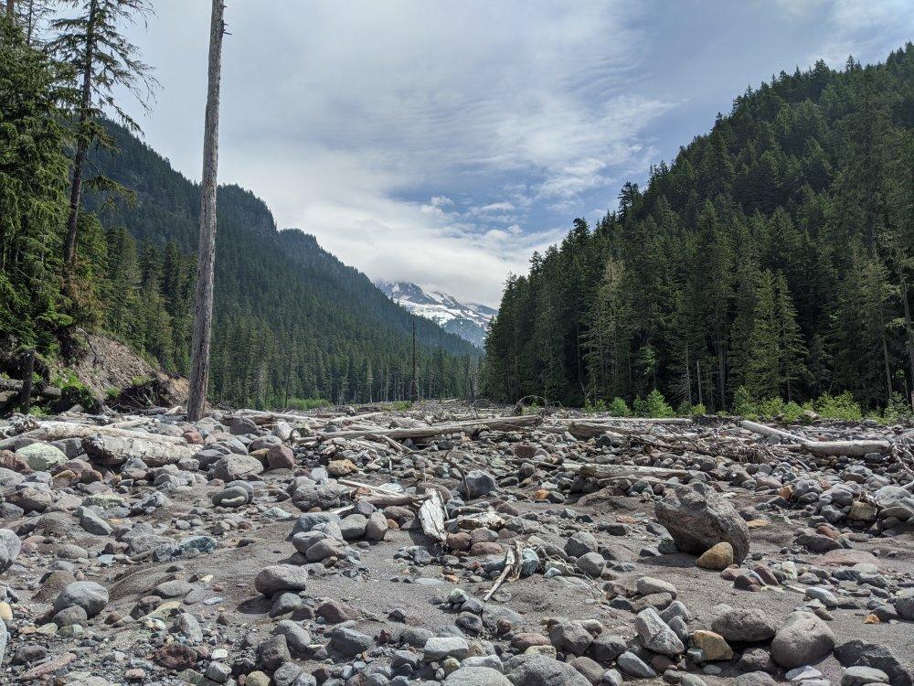 Tahoma Creek Floodplain