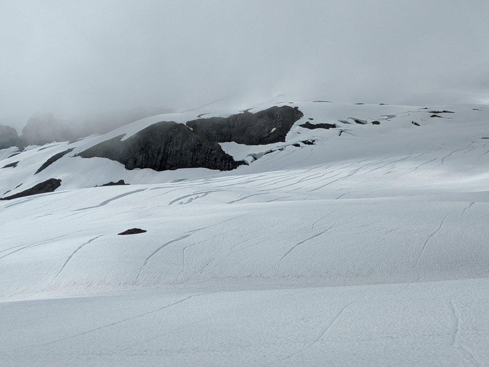 Lower Tahoma Glacier