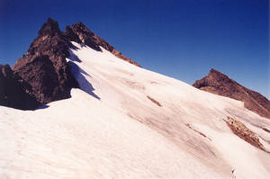 Luahna Peak - Southeast Side