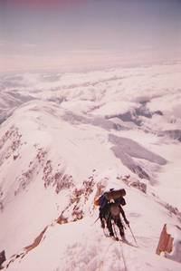 West Buttress Ridge of Denali